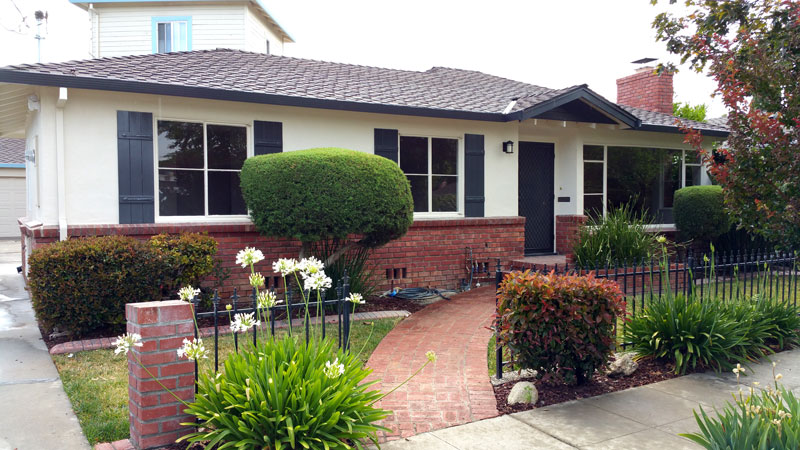 willow glen house rental 3 bed 2 5 bath san jose home